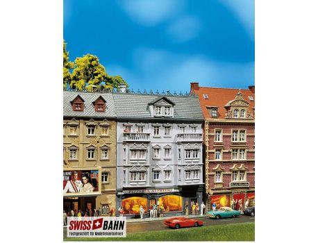 "Faller 130446 Altstadtgebäude Pizzeria ""Alfredo"" H0"