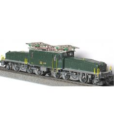 Märklin 3756 SBB Be 6/8 Krokodil - H0 / Digital