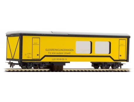 LUX 9725 Gleisstaubsauger DC Faulhabermotor H0/m