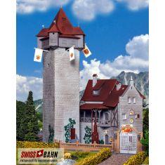 Kibri 39001 Herrschaftliches Schloss - Grafeneck H0