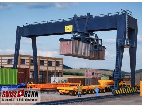 Vollmer 45624 Grosser Container Kran - H0