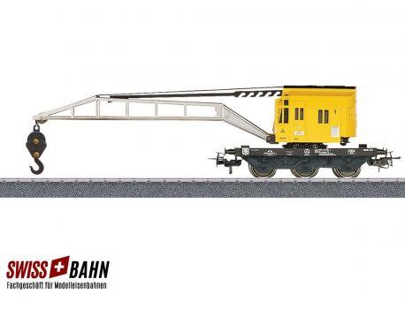 Märklin 4671 Kranwagen - Bahndienstwagen H0