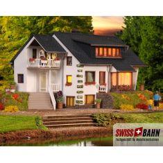 Vollmer 43711 Das Haus am See - Ferienzeit H0