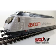 HAG 28248-32 SBB E-Lok Re 460 Rail Away II Digital Sound