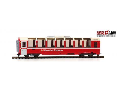 "Bemo 3694142 RhB Bp 2502 ""Bernina Express"" H0 / DC"
