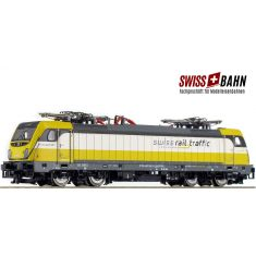 Hobbytrain 2341 Swiss Rail Traffic TRAXX Rem 487 001