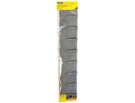 NOCH 58057 Stützmauer lang XL - 66,8 x 12,5 H0