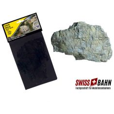 Woodland 1240 Giessform breite Felsen - Wie in echt!