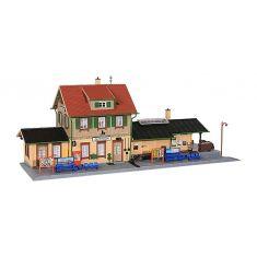 Kibri 39507 Bahnhof Dettingen H0
