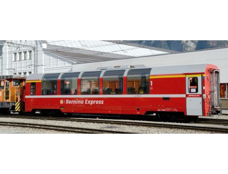 "Bemo 3694143 RhB Panoramawagen 2.Kl. H0 - ""Bernina Express"" Bp2503"