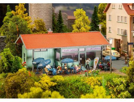 Faller 130394 Haus Prestige mit Wintergarten, H0