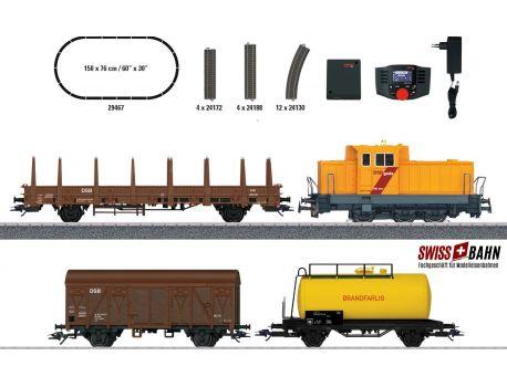 """Märklin 29467 Digital-Startpackung """"Dänischer Güterzug"""""""