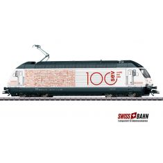 "Märklin 39467 SBB Elektrolok Re 460 ""100 Jahre SEV"" Digital Sound"