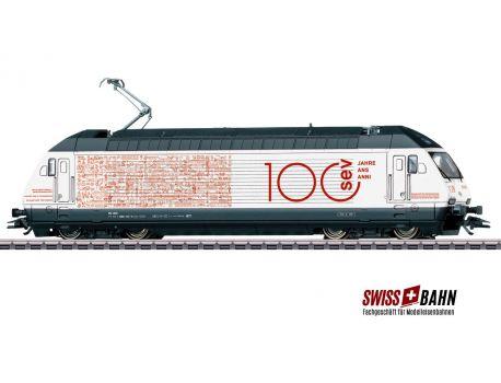 """Märklin 39467 SBB Elektrolok Re 460 """"100 Jahre SEV"""" Digital Sound"""