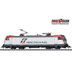 Märklin 36658 Elektrolokomotive Reihe 494 Mercitalia Rail - Sound