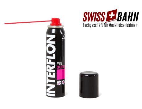 Interflon 2983 Fin Super - MicPol (Teflon) Spezial Trockenschmieröl