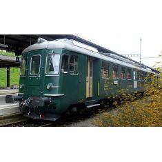 LS 17553S SBB RBe 4/4 1467 Triebwagen altes Logo - AC Digital Sound