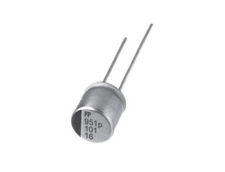 SWISSBAHN 55866 -Organischer Polymer Kondesator 16V /1000uF