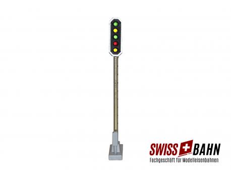 Schneider 2207 SBB Hauptsignal 5 LED