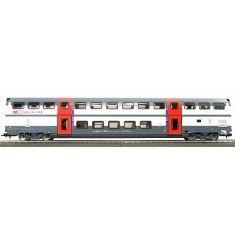 HAG 61020-L SBB IC-Doppelstockwagen 2. Klasse