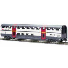 HAG 61036 -L SBB IC-Doppelstockwagen 1. Klasse AC