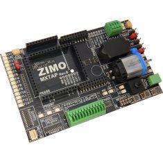 ZIMO MXTAPV Decodertest und Anschlussplatine, Sound