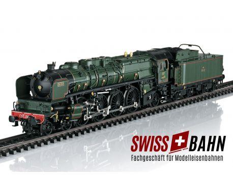 Märklin 39243 Simplon Orient Express - Schnellzug-Dampflokomotive Serie 13 EST