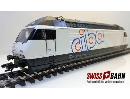 """Märklin 3450.001 SBB Re 460 """"CIBA"""" - Digital Mfx Sound"""