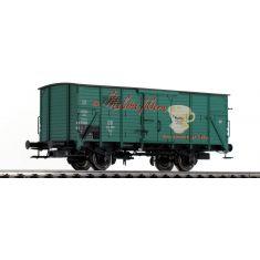 """BRAWA 49772 DB Güterwagen G10 """"Melitta Filter"""" 50er Jahre"""