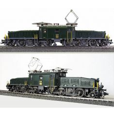 Märklin 39560 Krokodil Be 6/8 II der SBB C- Sinus Digital