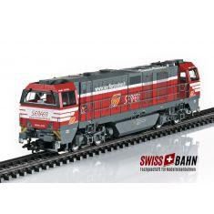 Märklin 37215  Diesellokomotive Vossloh G 2000 BB - Sound