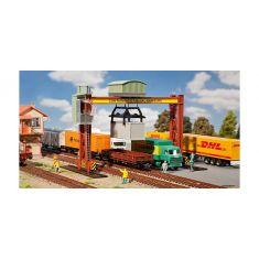 FALLER 131368 Containerbrückenkran