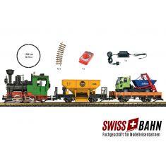 LGB 70403 Startset Güterzug  - Dampf und Sound