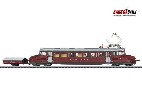 Märklin 37869 SBB Triebwagen Serie RCe 2/4 - Roter Pfeil