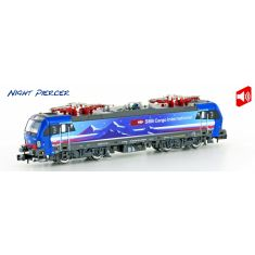 "Hobbytrain 2999S SBB Re475 Vectron Cargo ""Night Piercer"" Ep.VI Sound"