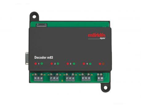 Märklin 60832 Weichen- Signal Decoder m83 Mfx