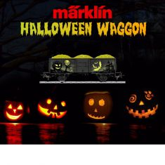 Märklin 44232 Start up - Halloween Wagen - Glow in the Dark