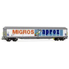 """Rivarossi HR6419 - SBB Schiebewandwagen """"MIGROS aproz"""", Epoche V"""