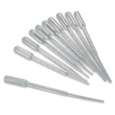 SWIBA 018141 Kunststoff-Pasteurpipetten aus HDPE 10 Ml.