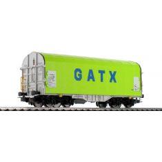PIKO 58958 Schiebeplanenwagen Shimmns der GATX, Epoche VI.