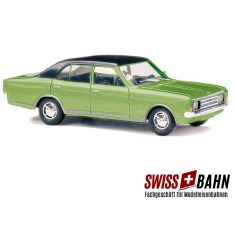 Busch 42018 Opel Rekord C »Metalized«, gold H0