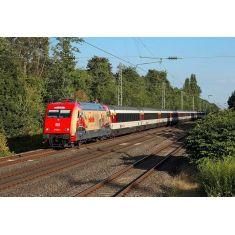"""Märklin 39378 DB Elektrolok BR 101- """"160 Jahre Märklin"""""""
