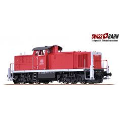 BRAWA 41529 DB Diesellokomotive BR 290, Epoche IV, Digital Basic+