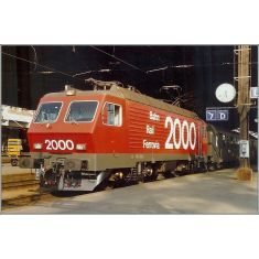 Märklin 3530 Re 4/4 IV Bahn 2000 Digital mit Sound MFX