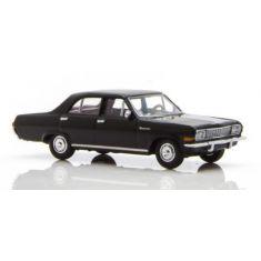 """Brekina 20750 Opel """"Kapitän"""" 2.5Liter Limousine schwarz Jg. 1965 H0"""