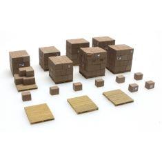 Artitec 387235 Kartonagen und Pap- Kartons Ladegut - H0