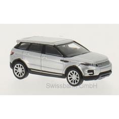 BOS 87145 - Range Rover - Evoque silber Resin, H0