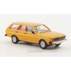 BREKINA 25603 VW Passat Variant, dunkelgelb 1:87