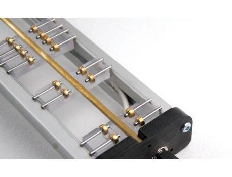 KPF 217054 Rollenprüfstand - 550mm Exklusiv Spur N- LED