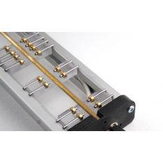 Rollenprüfstand - 550mm Exklusiv Spur H0 LED